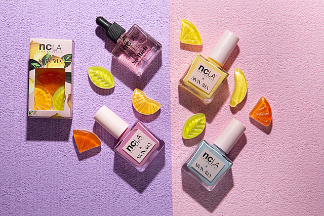 NCLA Beauty x Sivan Ayla Take Me To Capri! collection