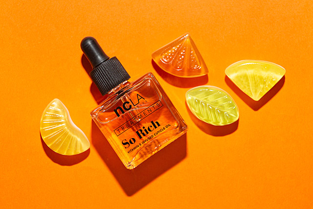 So Rich Isola Di Capri cuticle oil | NCLA Beauty x Sivan Ayla Take Me To Capri! collection