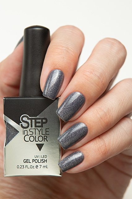 W03 Charming Whisper / Прелестный шёпот | Step Gel Polish Winter 2020