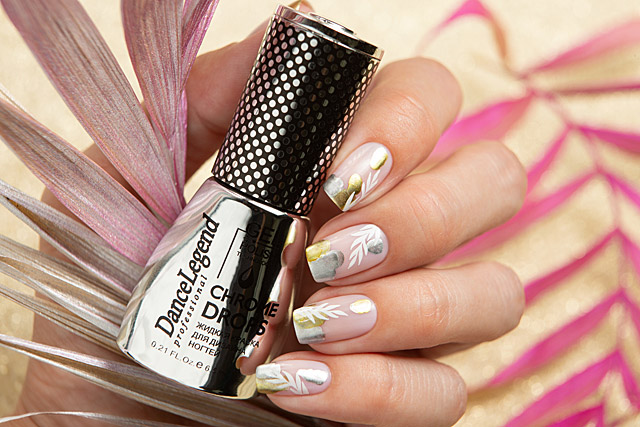 Dance Legend - Gel Polish - Chrome Drops