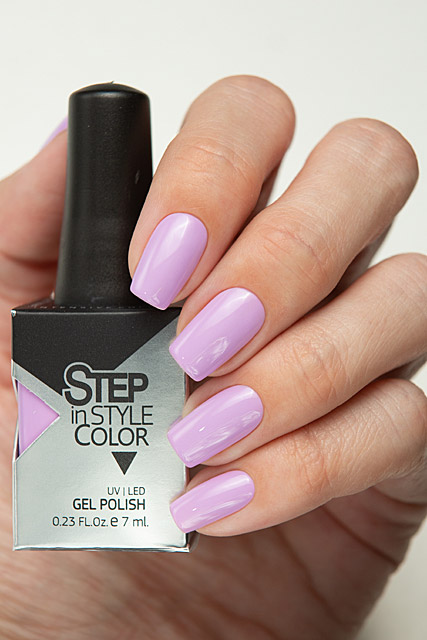 E02 Step Gel Polish Exclusive collection