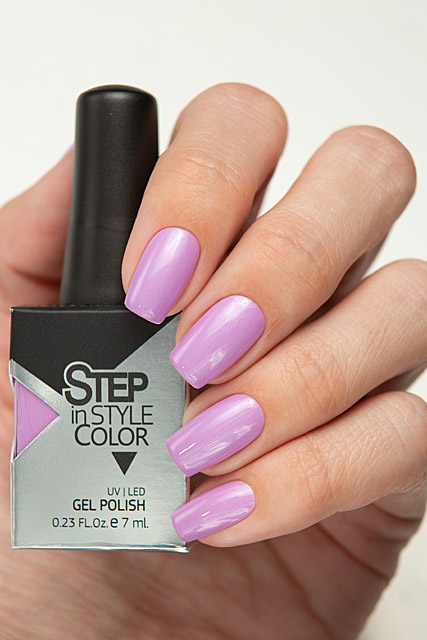 E03 Step Gel Polish Exclusive collection