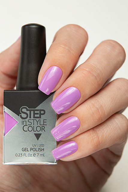 E04 Step Gel Polish Exclusive collection