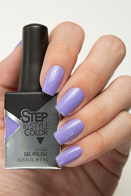 E05 Step Gel Polish Exclusive collection