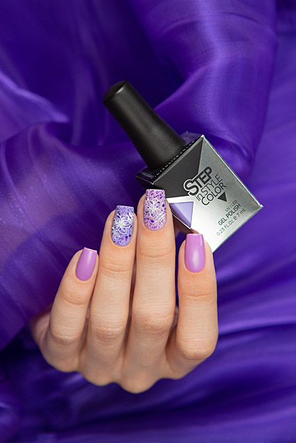 Step Gel Polish Exclusive collection