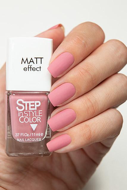 LE70 Step Matt Effect