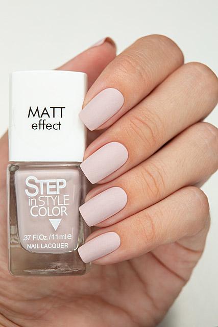LE71 Step Matt Effect