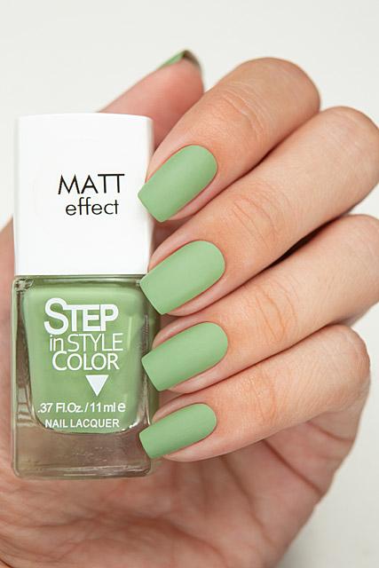 LE73 Step Matt Effect