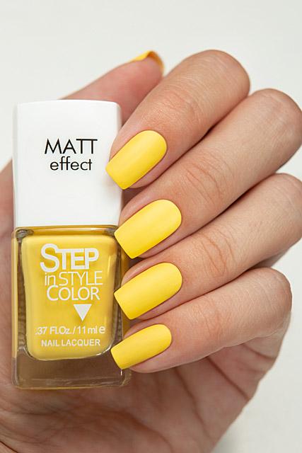 LE74 Step Matt Effect