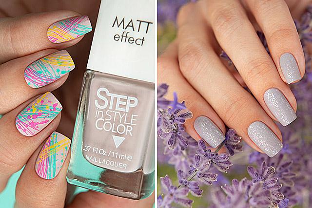 Step Matt Effect
