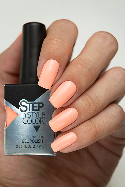 LE11 | Step Gel Polish Exclusive Summer 2020