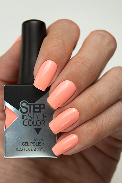 LE17 | Step Gel Polish Exclusive Summer 2020