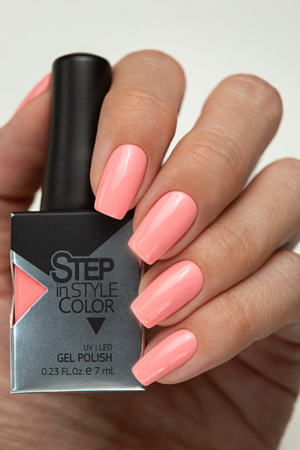 LE18 | Step Gel Polish Exclusive Summer 2020