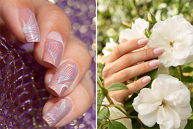 Dance Legend Gel Polish French collection