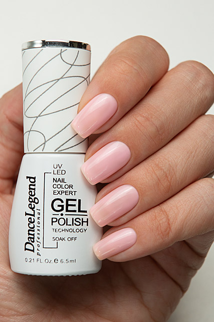 LE210 Frisson Of Love | Dance Legend professional Gel Polish French collection