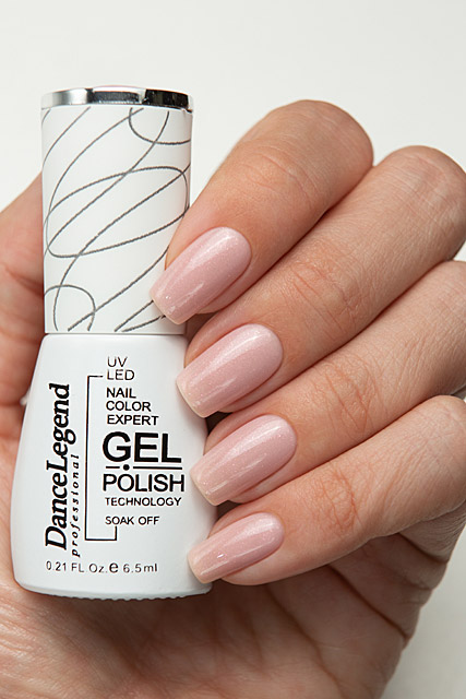 LE213 Lace Negligee | Dance Legend professional Gel Polish French collection
