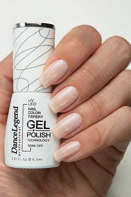 LE214 Carte Blanche | Dance Legend professional Gel Polish French collection