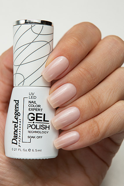 LE217 Crème De La Crème | Dance Legend professional Gel Polish French collection