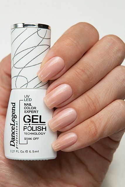 LE218 Pardon My French | Dance Legend professional Gel Polish French collection