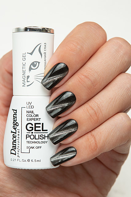 LE221 Silver | Dance Legend professional Gel Polish