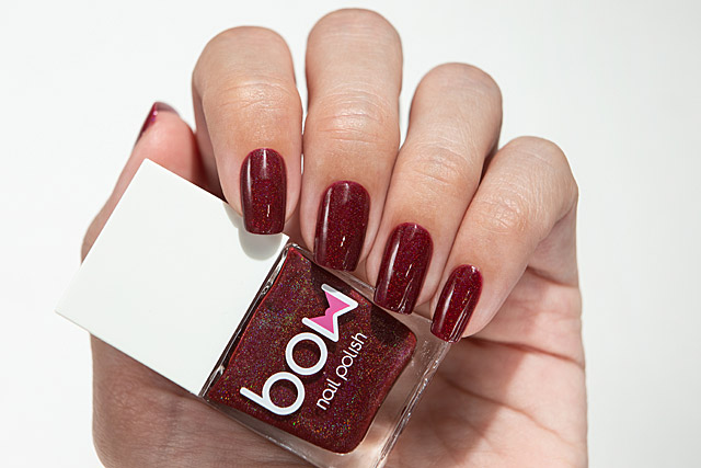 Fire In The Streets | Bow Nail Polish