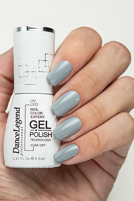 LE235 Ultimate Gray | Dance Legend Gel Polish Pantone collection