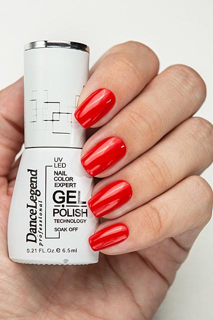 LE237 High Risk Red | Dance Legend Gel Polish Pantone collection